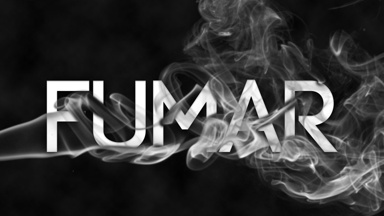 Efecto de Smoke o Humo en Photoshop