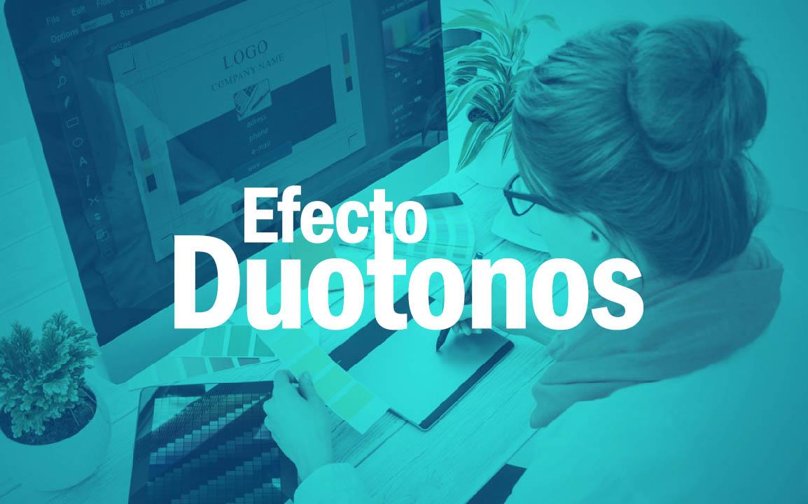 COMO HACER EFECTO DUOTONOS en PHOTOSHOP CC