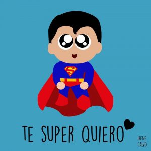 frase superman diseños creativos