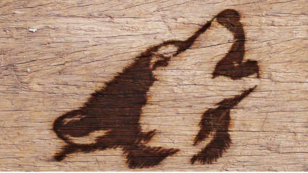 grabado en madera PHOTOSHOP CS6 TUTORIAL, como hacer imagen grabada en madera