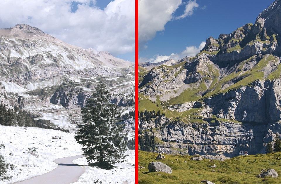 Como Hacer Paisaje Nevado en Photoshop | Photoshop Tutorial