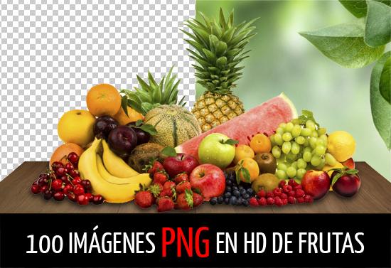100_Imagenes_PNG_en_HD_de_Frutas