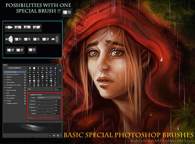 Pinceles para Photoshop diseños creativos.com 3