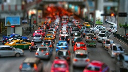 efecto tilt shift en photoshop diseños creativos