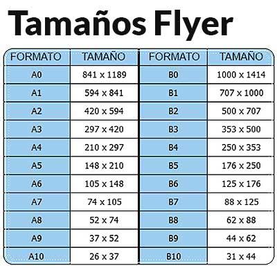 flyer-tamaño