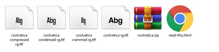 descargar tipografia