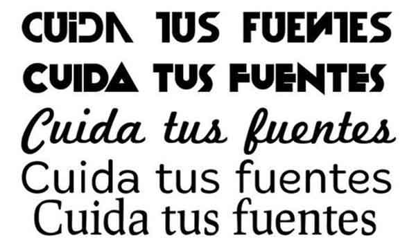 carta-grafica-tipografía